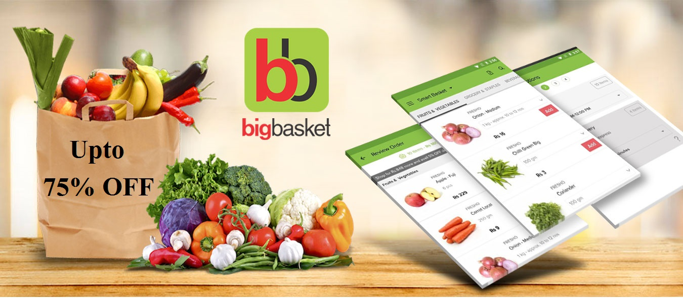 BigBasket-Offer