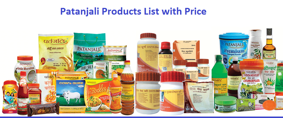 Patanjali-products-list