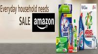 Amazon Everyday Household Sale