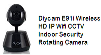 CCTV Indoor Security Camera