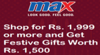 Get Festive Gifts Worth Rs. 1500