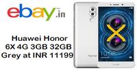 Huawei Honor 6X 4G 3GB 32GB