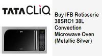 IFB Rotisserie 38SRC1 38L Gril Microwave Oven