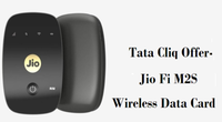 Jio Fi M2S Wireless Data Card