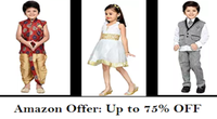 Kids Ethnic Dress