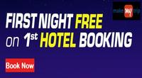 MakeMyTrip Hotel Booking