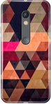 Moto X Play Printed Back Cover