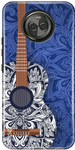 Moto X4 Printed Back Cover