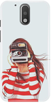 Motorola Moto G4 Plus Back Cover
