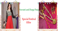 Navratri and Durga Pooja Festival Offer
