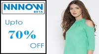 Nnnow Offer on Clothing