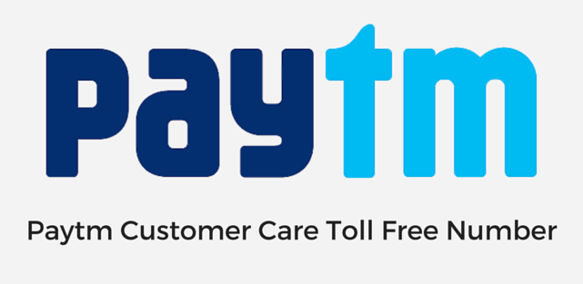 Paytm-Customer-Care