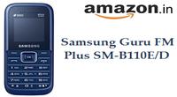 Samsung Guru FM Plus SM-B110ED