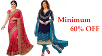 Sarees and Dress Material