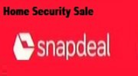 Snapdeal Home Security Sale