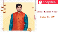 Snapdeal Offer on Men