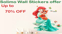 Solimo Wall Stickers