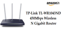 TP-Link TL-WR1043ND Wireless Router 2-pin