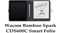 Wacom Bamboo Spark CDS600C Smart Folio