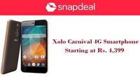 Xolo Carnival 4G Smartphone