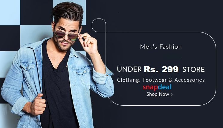 snapdeal-mens-fashion-sale-below-rs.999