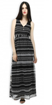 Blurred Line Western Dress
