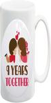 Couple Gift Printed Ceramic Mug