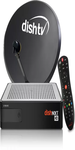 Dish TV HD Connection-All India Pack