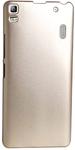 Golden Plastic Back Cover for Lenovo A7000