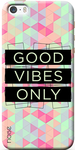 Good Vibes Designer Back Cover for iPhone 5