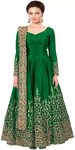 Green Anarkali Dresses