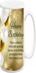 Happy Birthday Printed Mug
