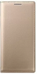 Hub Gold Leather Back Cover For Xiaomi Redmi 3s