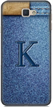 K Printed Back Cover for Samsung On7