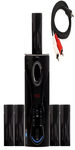 Krisons Home Theater with Bluetooth and USB