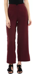 Maroon Regular Fit Trousers