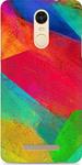 Multi Print Back Cover For Xiaomi Redmi Note 3