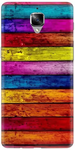 Multicolor Stripes Back Cover for OnePlus 3T