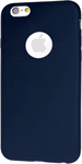 Navy Blue Black Cover For iPhone 6
