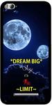 Night Printed Back Cover For Xiaomi Redmi Mi4