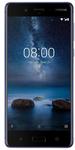 Nokia 8 64GB, 4GB RAM (Polished Blue)