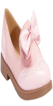 Pink Slip-On Casual Shoes