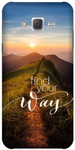 Printed Back Cover for Samsung On7