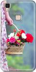 Printed Back Cover for Vivo V3