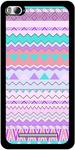 Purple Printed Back Cover For Xiaomi Redmi Mi4