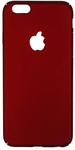 Red Plain Back Cover For iPhone 6 - Iphone 6 Mobile Back Cover Cases & accessories