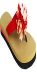 Red Velvet Flip Flop