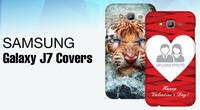 Samsung J7 Mobile Back Covers