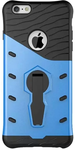 Shock Proof Blue Back Cover For iPhone 6s
