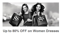 Shoppers Stop Offer on Women Dresses – Up to 80% OFF